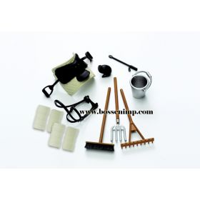 1/16 Accessory Set Horse back Riding accessories