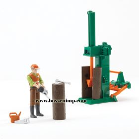 1/16 Accessory Set Farming and Forestry