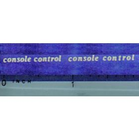 Decal 1/16 Allis Chalmers 190 Console Control (cream)