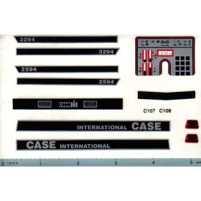 Decal 1/16 Case IH 3294  Set