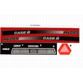 Decal Case IH MX-285 Pedal