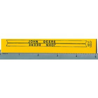 Decal 1/16 John Deere 20 Series Utility Set