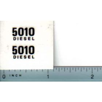 Decal 1/16 John Deere 5010 Diesel Model Numbers
