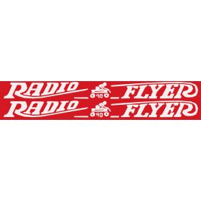 Decal Radio Flyer 90 Wagon (Pair)