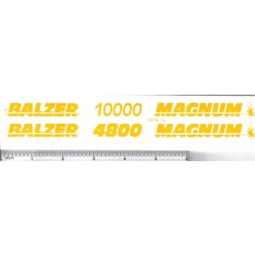 Decal 1/16 Balzer & Magnum, 4800, 10000 Set