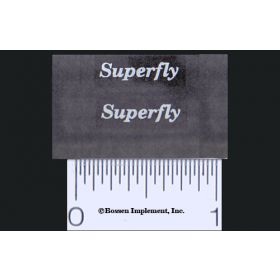 Decal 1/16 Superfly (Pair)