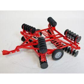 1/16 Massey Ferguson Disc tandem with wings red