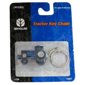 1/128 New Holland Tractor Key Chain