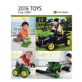 John Deere 2016 Ertl Small Catalog