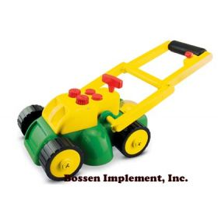 John Deere Action Lawn Mower w/sounds
