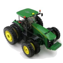 1/32 John Deere 8370R MFD w/front & rear duals  '14 Farm Progress