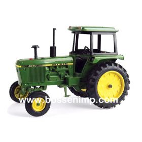 1/16 John Deere 4040 2WD w/cab Single rear wheels