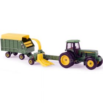1/64 John Deere Harvesting Set