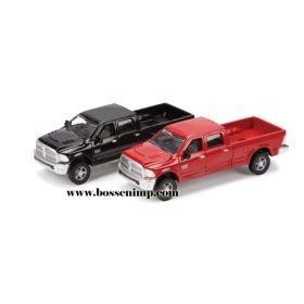 1/64 Dodge Ram 2500 pickup various colors