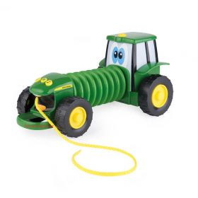 John Deere Kids Johnny Tractor Tag Along