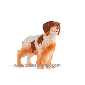 1/16 Dog Brittany Spaniel Big Farm