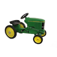 John Deere 7600 WF pedal tractor