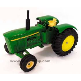 1/16 John Deere 5020 Wide Front with green & white box diesel