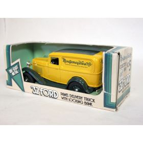 1/25 Ford '32 Panel Delivery Bank Montgomery Wards