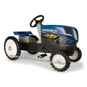 New Holland T7.270 MFD Pedal Tractor