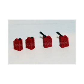 1/64 Fuel Cans Set of 4