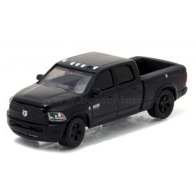 1/64 Dodge Ram 2500 2017 Black Bandit Series 17
