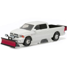 1/64 Dodge Pickup Ram 2015 with plow and salt spreader