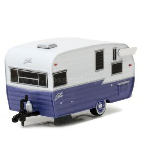 1/64 Travel Trailer 15 foot Shasta Airflyte Camper