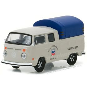 1/64 Volkswagen Pickup 1974 with Canopy Chevron Oil
