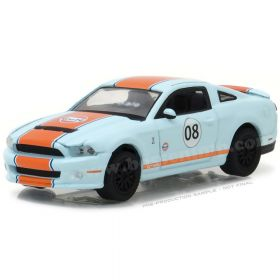 1/64 Ford Shelby 2012 Gulf Oil