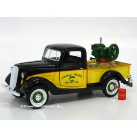 1/25 John Deere 1937 Ford Pickup with Model E Engine