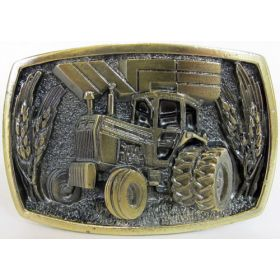 Belt Buckle White 2-110 Limited Edition