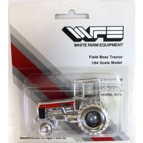 1/64 White 2-135 2WD Knightstown Indiana Chrome