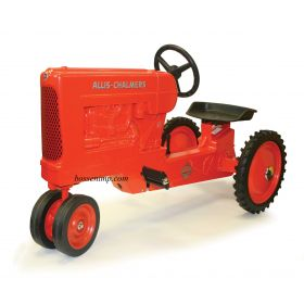 Allis Chalmers D-17 NF Pedal Tractor