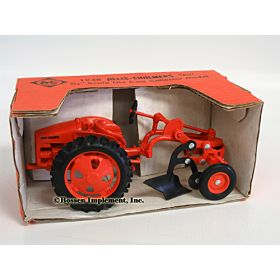 1/16 Allis Chalmers G with plow Collector Edition