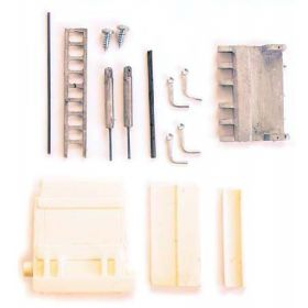 1/64 Combine Feederhousing Kit Caterpiller or Claas Lexion