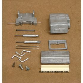 1/64 Combine Feederhousing Kit Case IH AFX