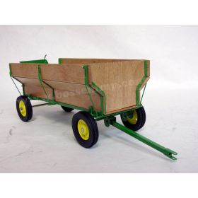 1/16 Farebox wagon with endgate seeder