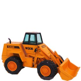 1/35 Case Wheel Loader W20B