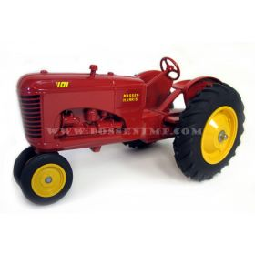 1/16 Massey Harris 101 NF on rubber Collector Editon