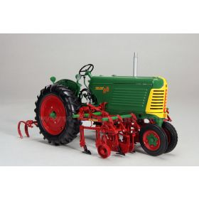 1/16 Oliver Super 88 with 2 row Cultivator