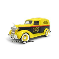1/25 Dodge Panel Van 1936 Bank John Deere Davenport Works