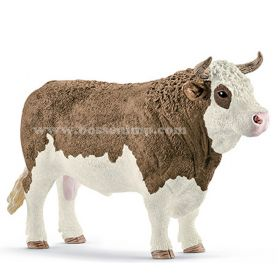 1/16 Cow Simmental Bull