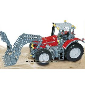 1/16 Massey Ferguson 8690 MFD with loader Tronico Metal Kit
