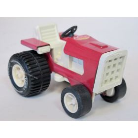 Lawn Tractor red