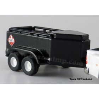 1/64 Fuel trailer 500 gal.  Black