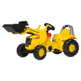 New Holland W190 Plastic Pedal w/ Front Loader