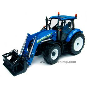 1/32 New Holland T5.115 MFD with NH 740TL Loader