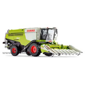 1/32 Claas Combine Lexion 760 with corn head