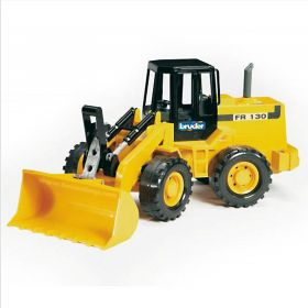 1/16 Fiat Wheel Loader 130, plastic